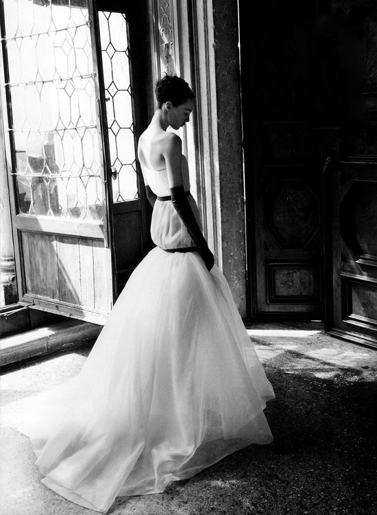 Dior Haute Couture par Raf Simons - FW 2013/14