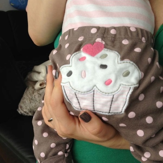 Cute baby outfit especially when its our own..    Please 'Like', 'Repin' and 'Share'! Thanks :)