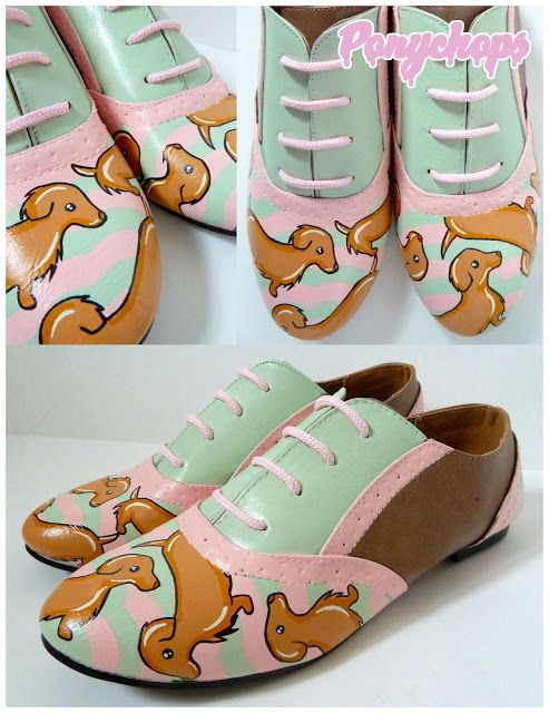 Pony Chops: my shoes