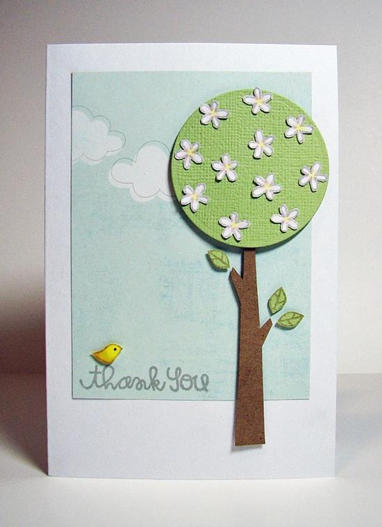 Sweet Thank You Card by @Heidi Haugen Haugen Haugen Haugen Van Laar
