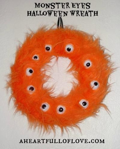 Do It Yourself Fall Wreaths - Oh