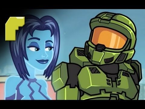 Halo - Video Game Therapist - Funny video with an interesting twist at the end!