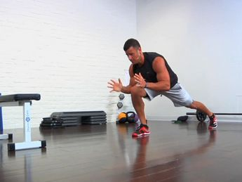 The Move That Fires Up Your Fat Burners #fitness #workout #exercise #conditioning