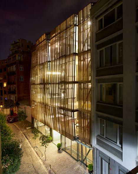 Ipera 25 by Alata? Architecture & Consulting