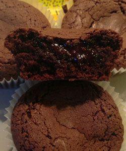 Mufins-brownie