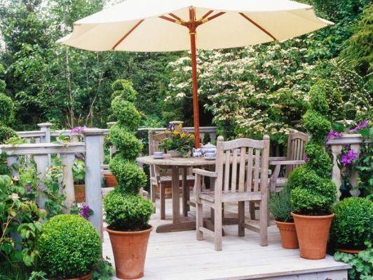 elegant patio - Home and Garden Design Ideas