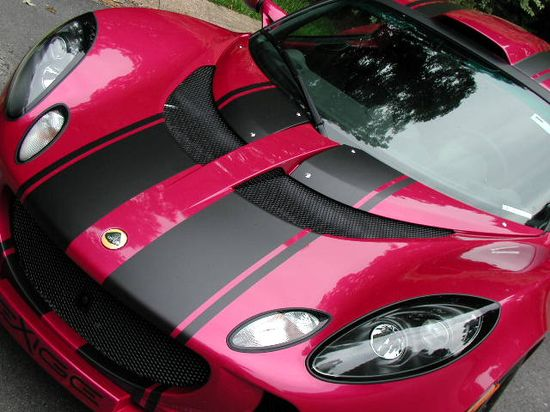 Grown up Dream Car: Pink Lotus Exige