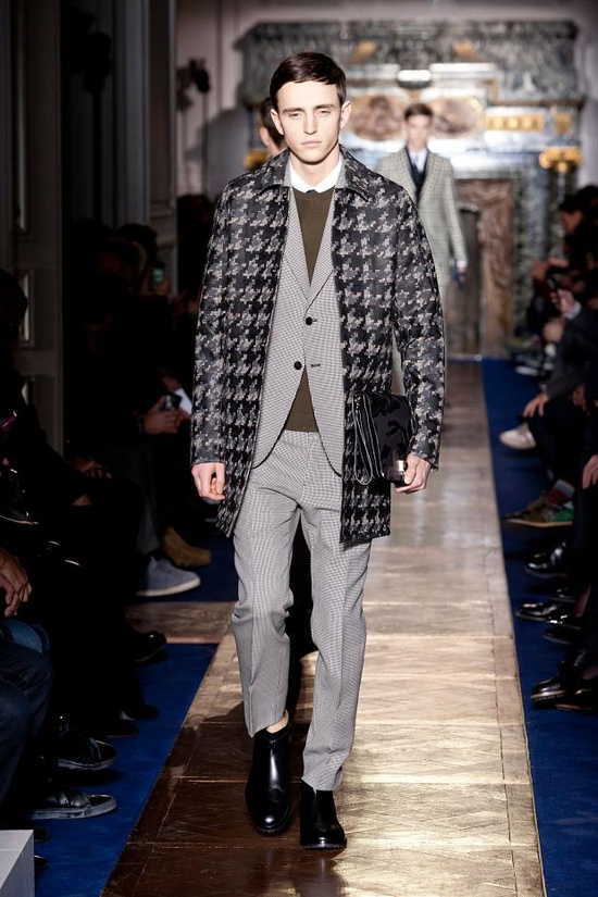 Valentino Autumn (Fall) / Winter 2013 men's