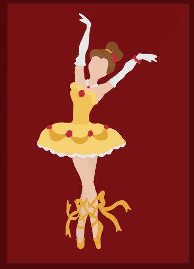 Disney Ballerina: Belle