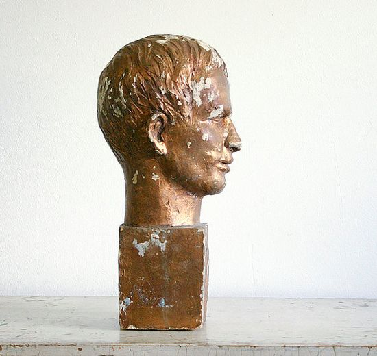 // vintage bust