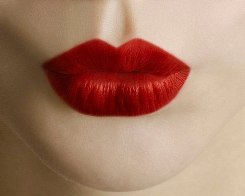 #red #lips
