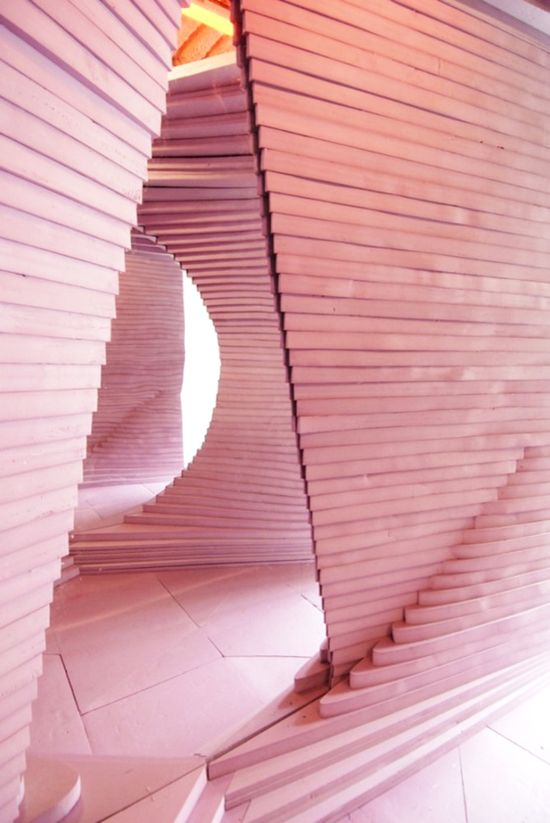 leong leong architecture pink