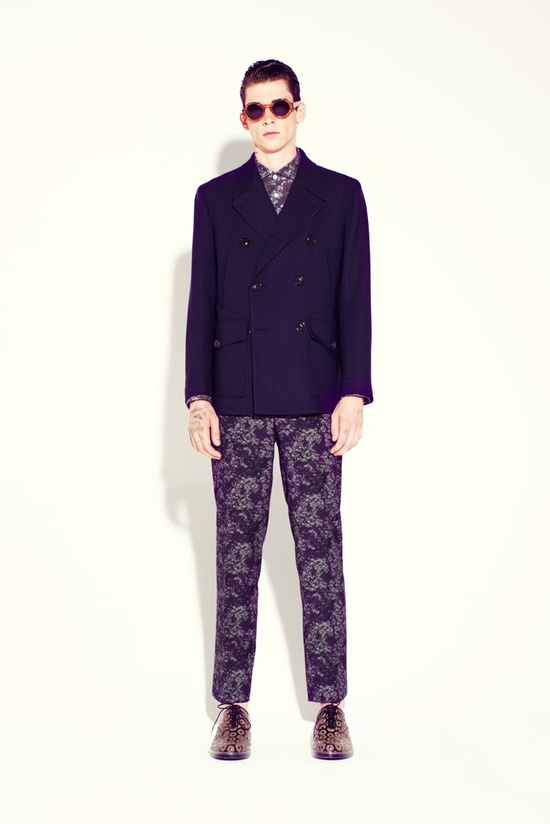 Marc Jacobs 2013 Spring Lookbook