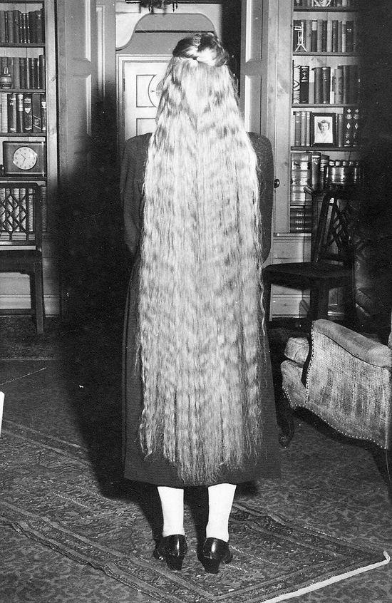Very Long Hair!!