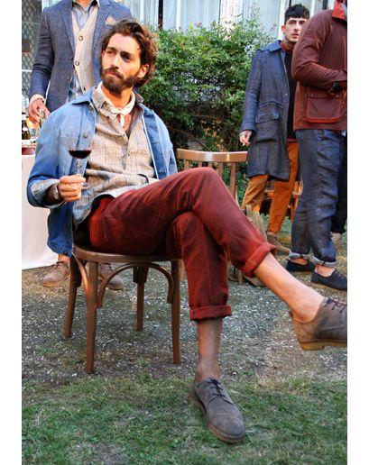 GQ Editors' Picks from Paris Spring 2013 - Men's Fashion Week: Fashion Shows: GQ