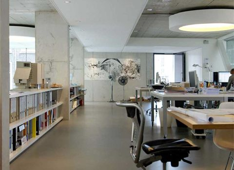 The perfect design office setting