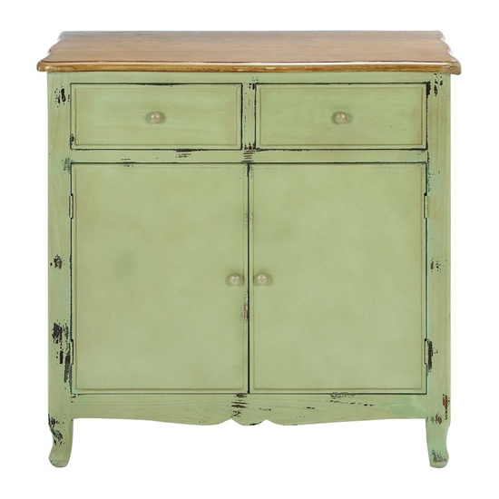What a great little cabinet. Love the color too!