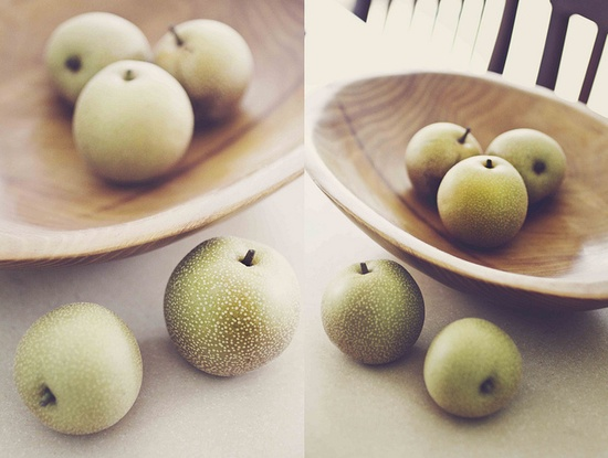 Neighborly #Pears by Ginny Griffin, via Flickr #pere #food photography