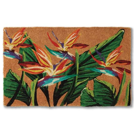 Birds of Paradise Coco Mat