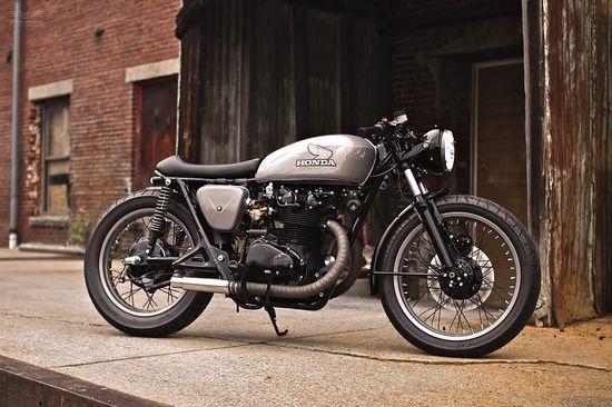 '72 Honda CB450