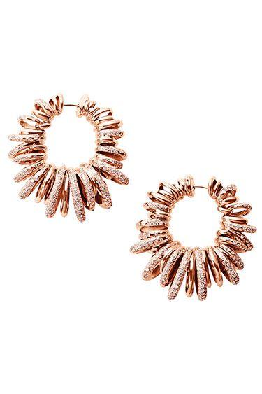 October Must-Haves - De Grisogono earrings