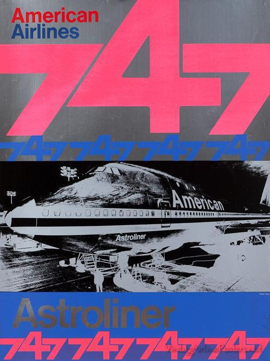 747 - American Airlines