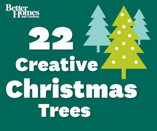 Check out these ideas to find a tree theme your family will love! More #Christmas tree ideas: www.bhg.com/...