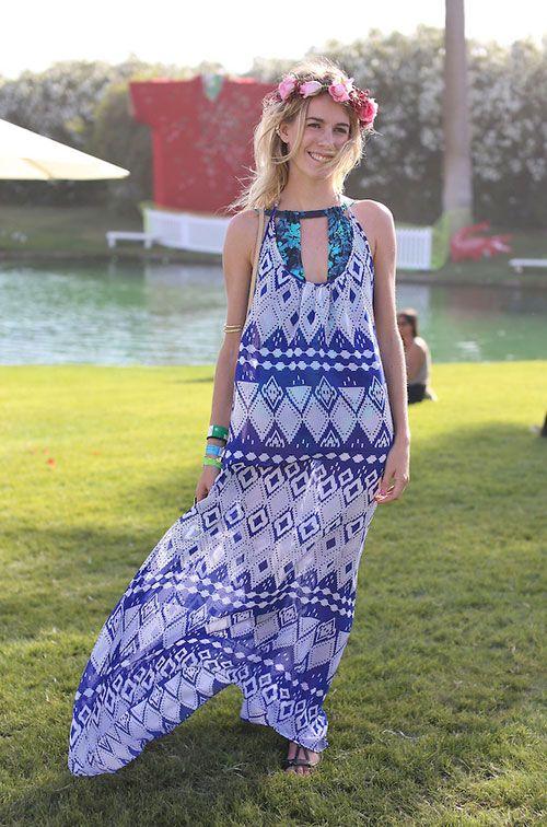 Coachella Street Style - Fashion at Coachella 2013 - Harper's BAZAAR