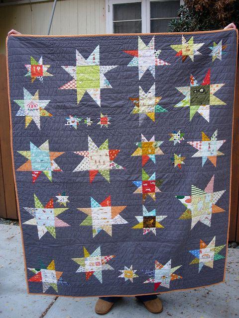 wonky stars