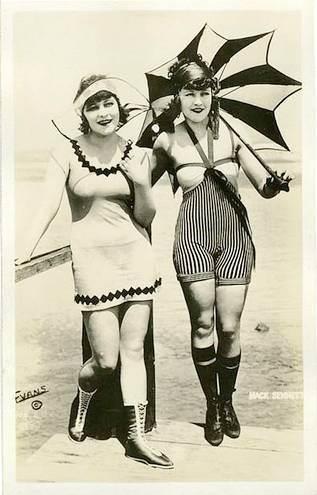 1920s Bathing Beauties!