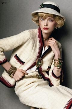 Vintage CHANEL Jewelry @Rósa Guðjónsdóttir FIVE
