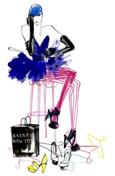 fashion #illustration