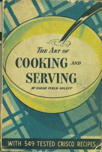The Art of Cooking and Serving 1937