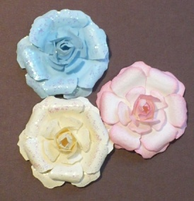 Lets create: More Handmade Roses