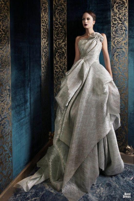 Rami Kadi Haute Couture S/S 2013