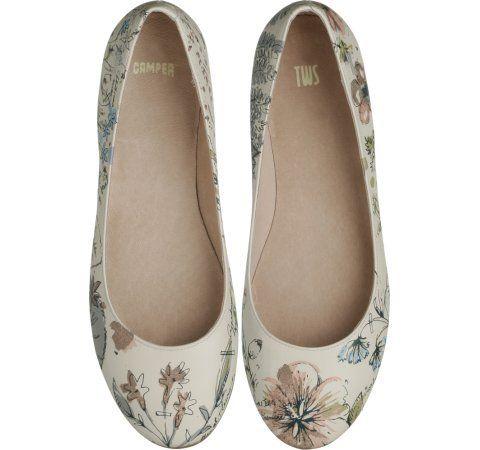 flower garden shoes