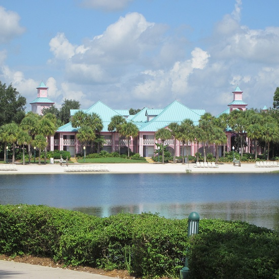 Hear more about Disney's Caribbean Beach Resort. Think tropical locales, guided fishing trips and more!