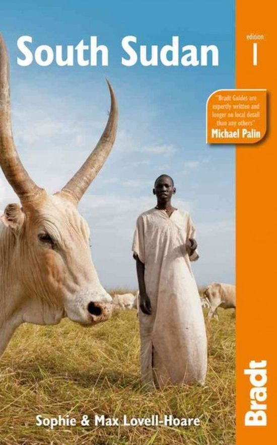 Bradt Travel Guide South Sudan