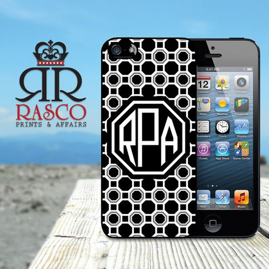 iPhone Case Personalized iPhone Case iPhone 5 Case by RascoPrints, $14.99