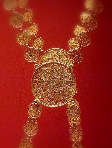 Byzantine body-chain 6-7th cent. British Museum