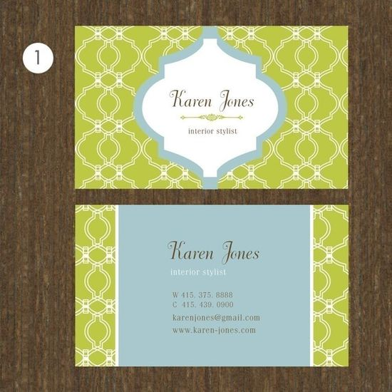 sassy business cards
