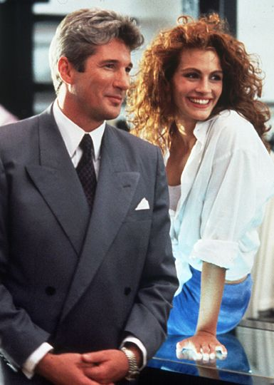Doesn't matter how many times I've seen Pretty Woman...I always watch it again!