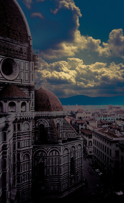 Firenze, Italy.