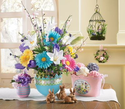 Easter Egg Floral Arrangement