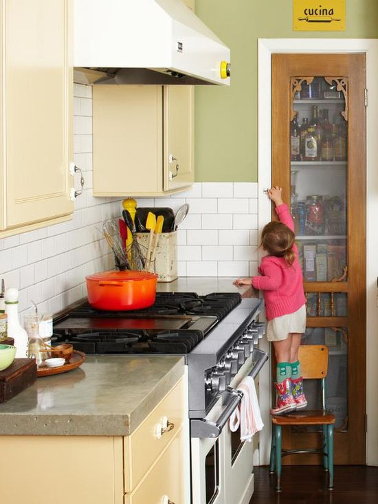 Kitchen Chronicles: I'm in Love With My Kitchen Makeover : Decorating : HGTV