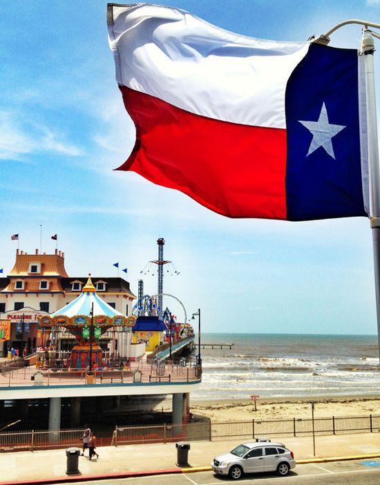 Galveston, Texas. Travel photo by Katja Presnal