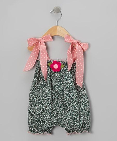 Cute romper for baby girl
