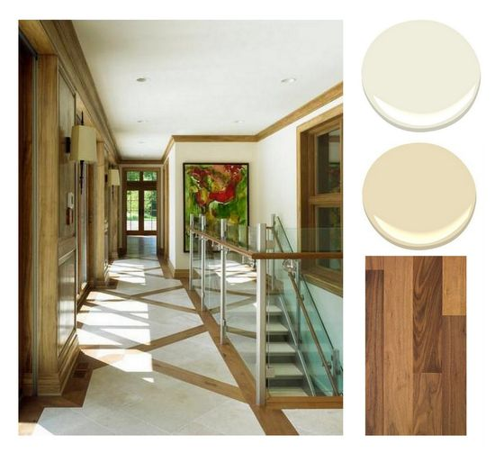 Palette and floor design direction