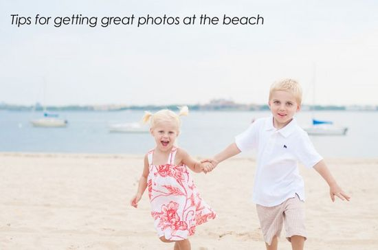 Five Easy Tips For Capturing Great Beach Photos