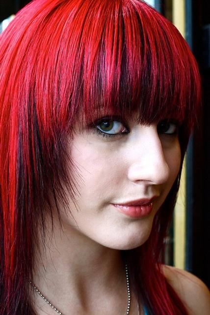Rood haar #Hair